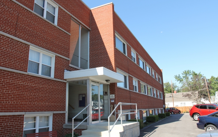 Lynhurst Apartments Indianapolis, IN Barrington Management Company, Inc. Apartment Management